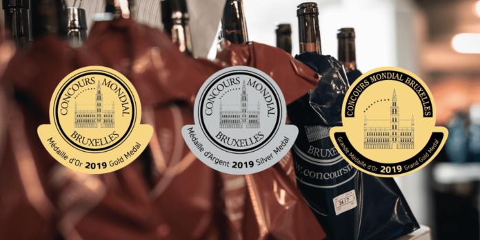 vinos premiados concurso mundial bruselas
