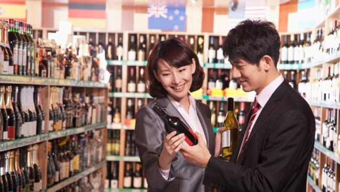 vinos españoles china